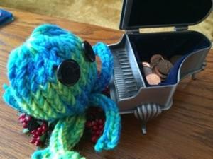 Brainy the Octopus