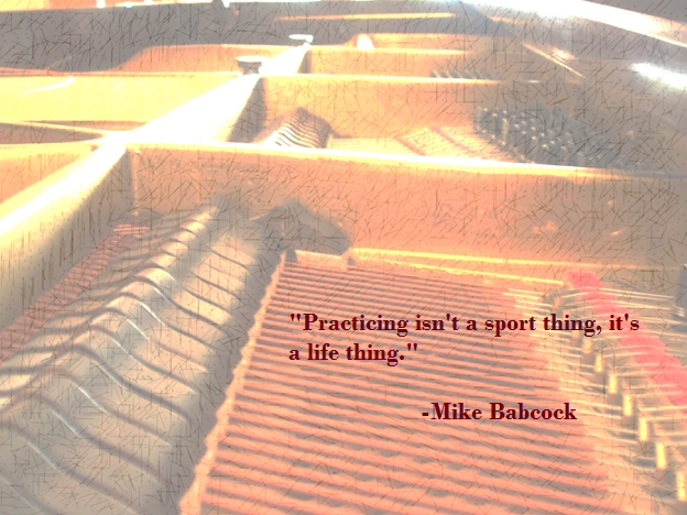 Mike Babcock Quote