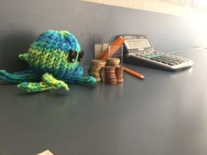 Brainy at the Bank