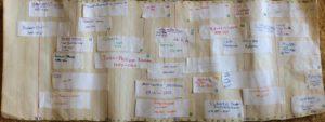 Composer Timeline side 1